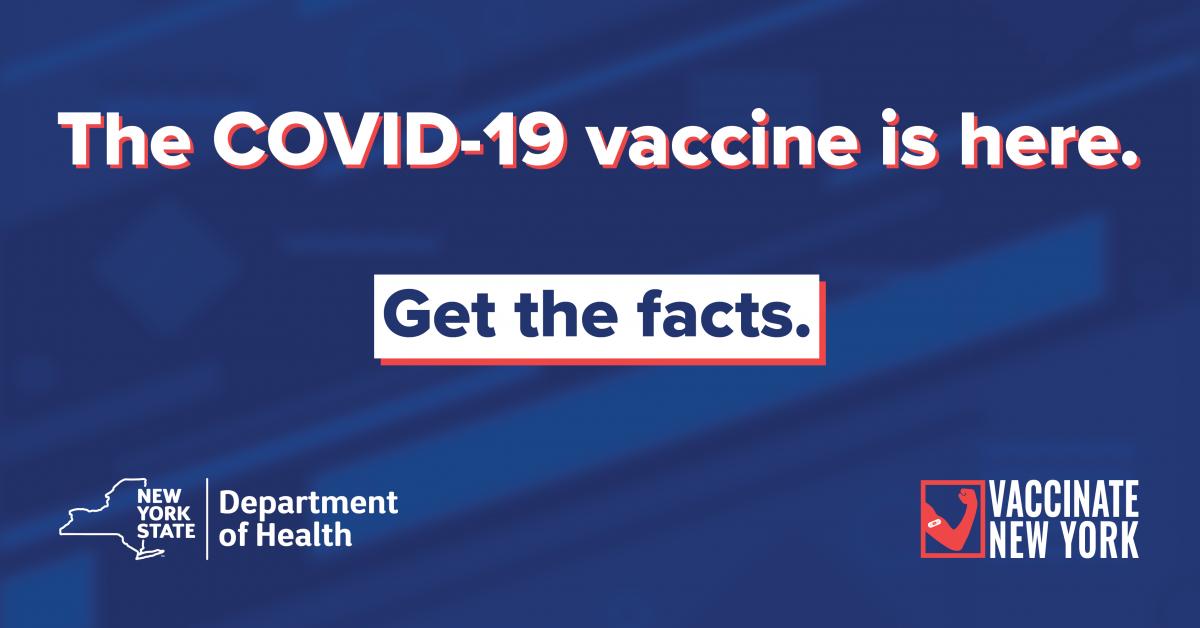 NYS COVID19 Vaccine